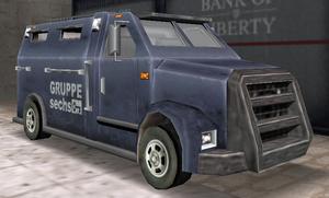 Securicar GTA III