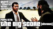 Grand Theft Auto V (PS3) - O Grande Golpe (Óbvia) - Legendado em Português