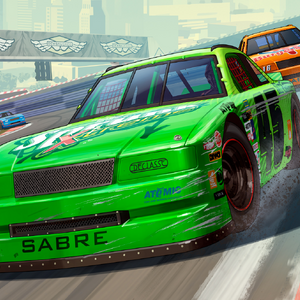 Hotring Sabre Artwork On trace à San Andreas.png