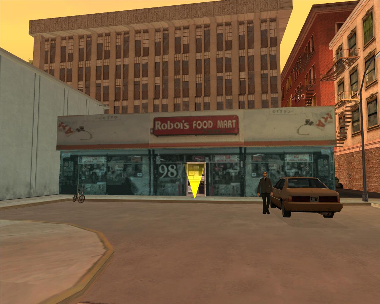 Миссии курьера в GTA San Andreas