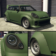 Weeny Issi Sport Southernsanandreassuperautos.com GTA Online
