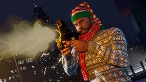 Festive Suprise GTA Online