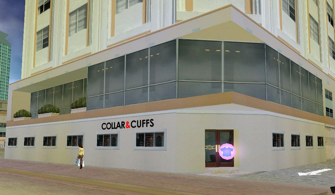 Collar and Cuffs