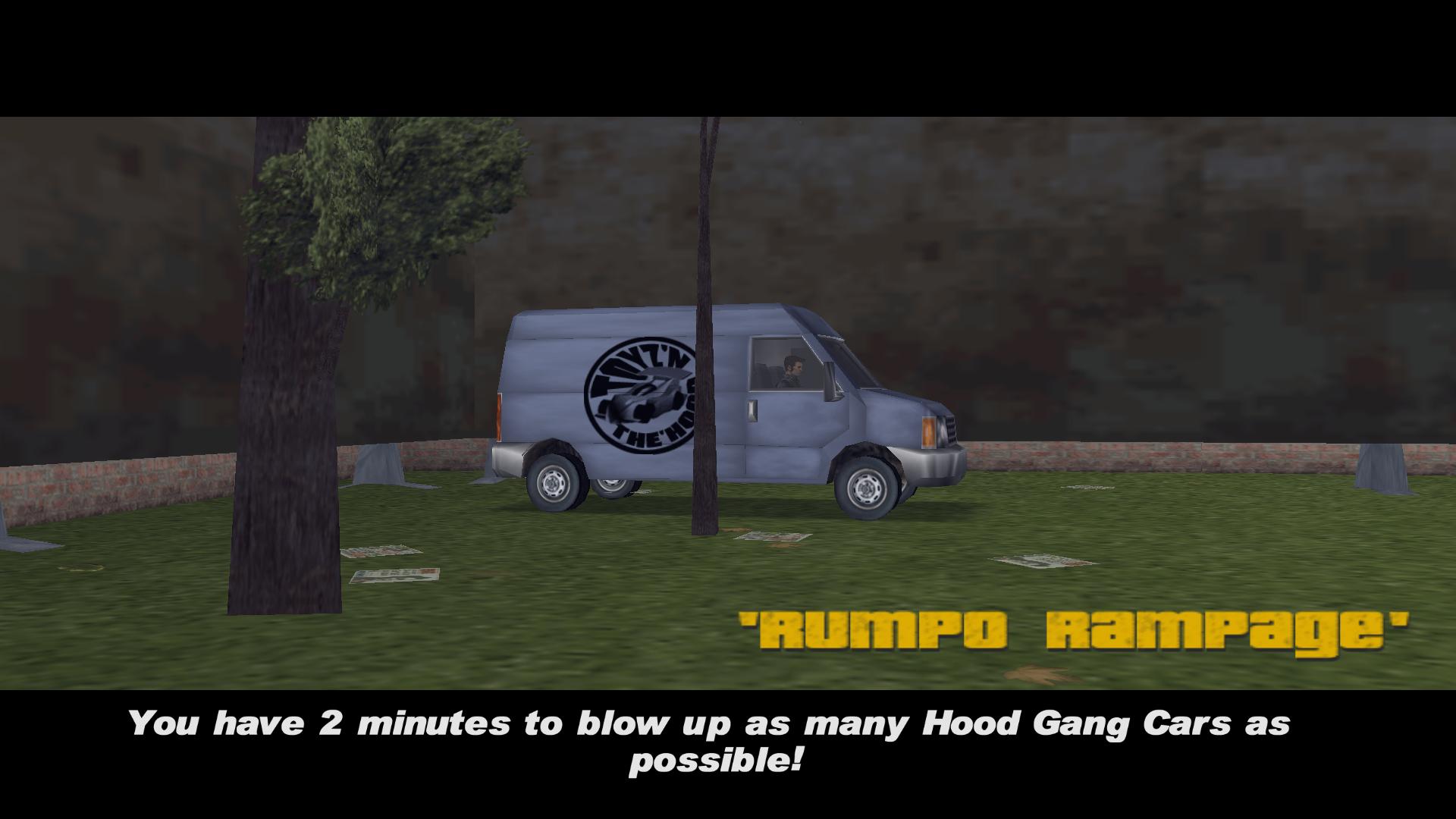 Rumpo Rampage