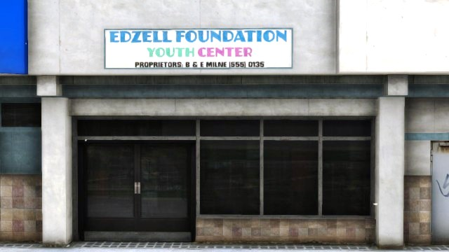 Edzell Foundation Youth Center