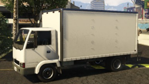 BlankMule GTA V