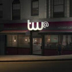 TW@ Internet Café