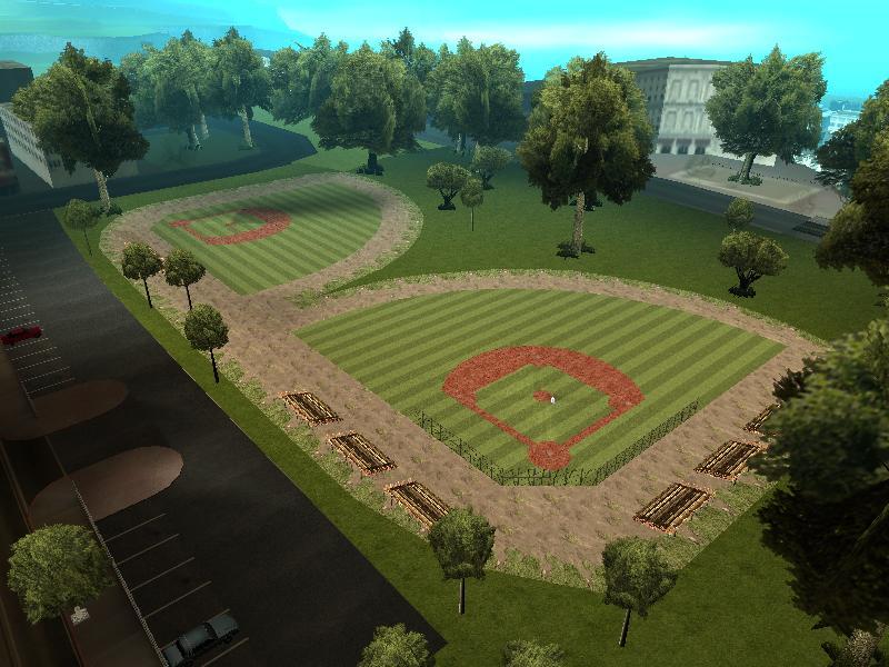 Бейсбольная площадка Гарсии