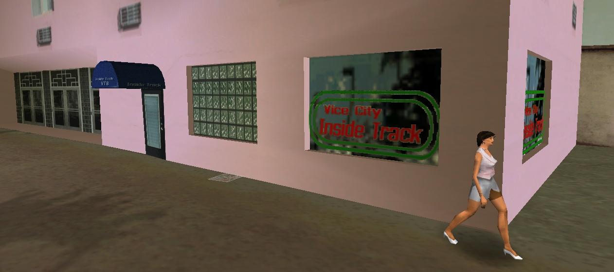 Vice City Inside Track