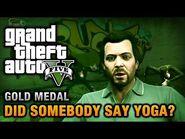 GTA 5 Mission 26 Did Somebody Say Yoga? (Xbox 360)