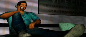 Tommy Vercetti Phone