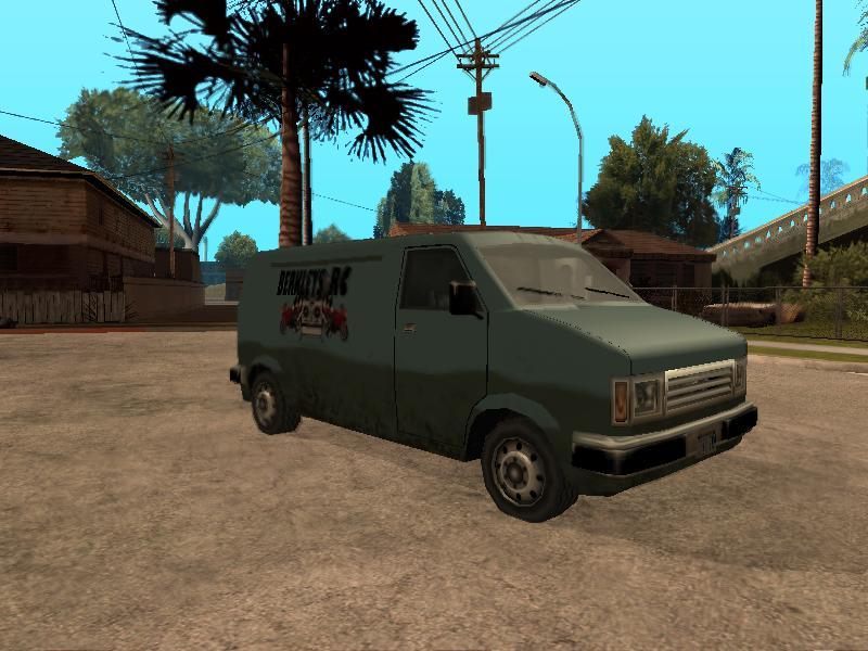 Berkley's RC Van