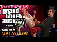 GTA 5 Mission 22 Fame or Shame (PC)