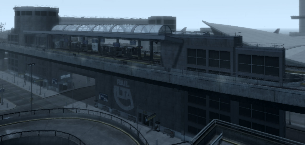 Francis International Airport LTA