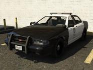 Police Cruiser Stanier variante leds GTA V