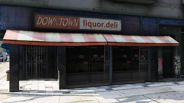 DOWNTOWN Liquor.deli