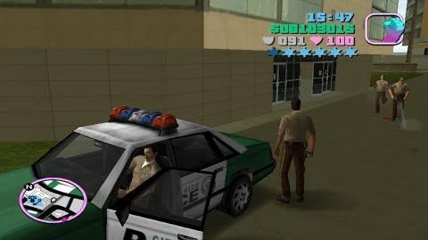 GTA Vice City- Terra De Tira