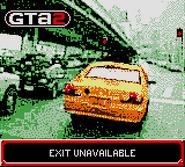 Exit Unavaliable