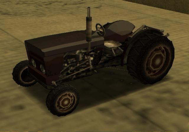 Tractor GTA San Andreas (vue avant PS2).jpg
