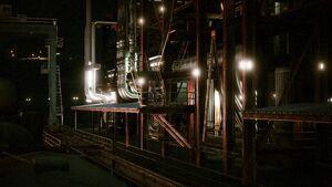 Palmer-Taylor Power Station-X