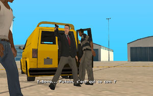 Mike Toreno (mission) GTA San Andreas (sauvetage)