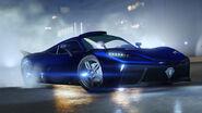 Benefactor Krieger Image officielle GTA Online