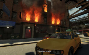 Fire-safehouse