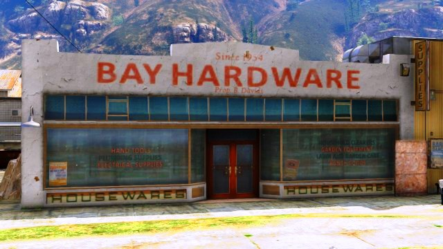 Bay Hardware