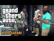 GTA 5 Mission 27 Hood Safari (PC)