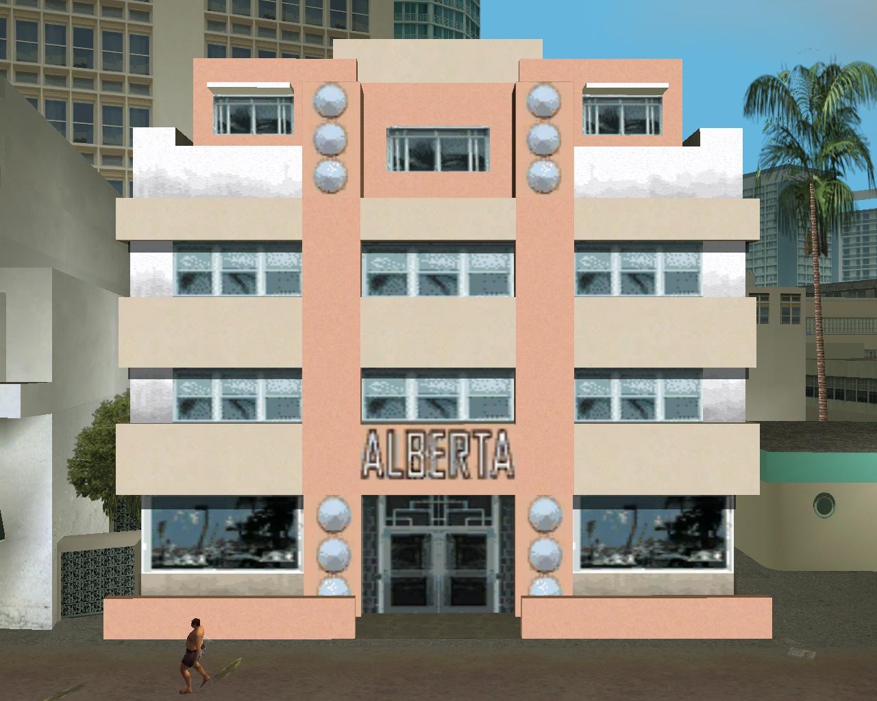 Alberta Hotel
