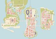 Rozwałki w GTA III (mapa)