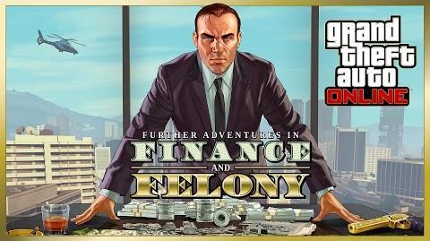 GTA Online Haute finance et basses besognes