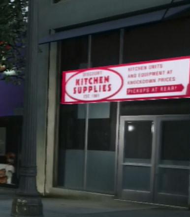 Discount Kitchen Supplies
