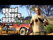 GTA 5 Mission 17 Mr Philips (PC)