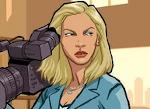 Melanie Mallard (CW - p)