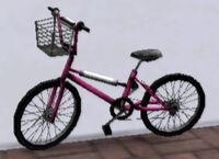 BMX (rose) GTA Vice City Stories