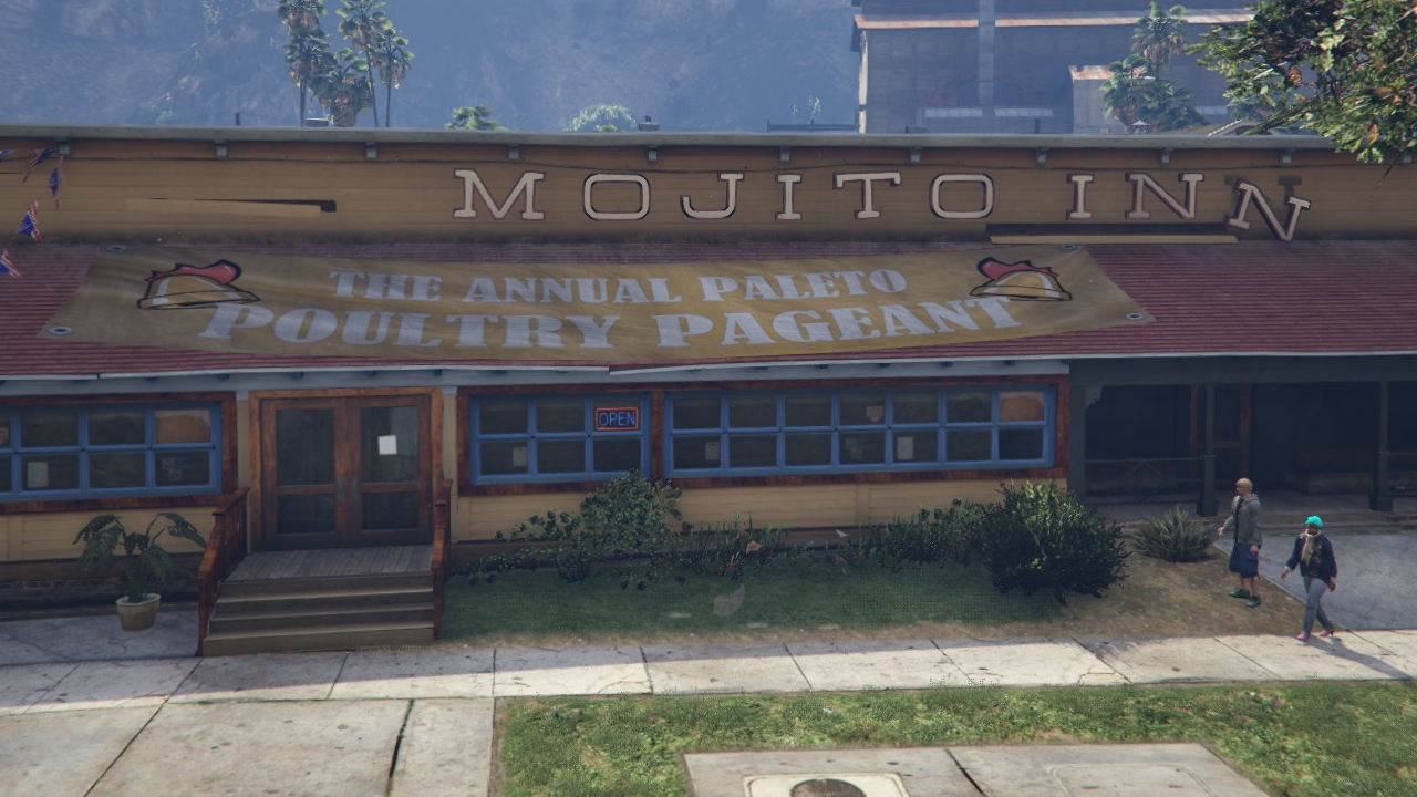 The Annual Paleto Poultry Pageant