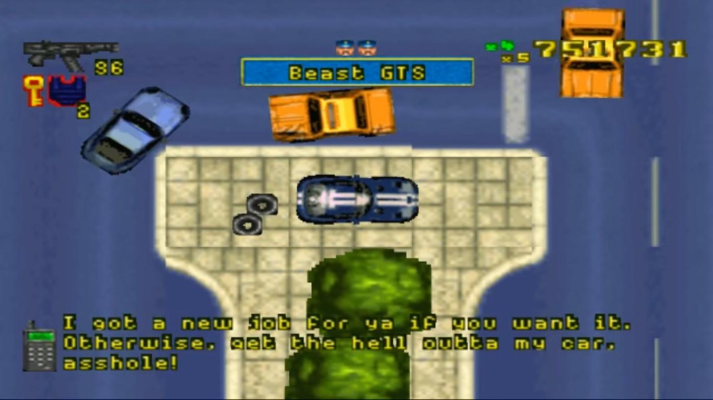 Beast GTS (миссия)