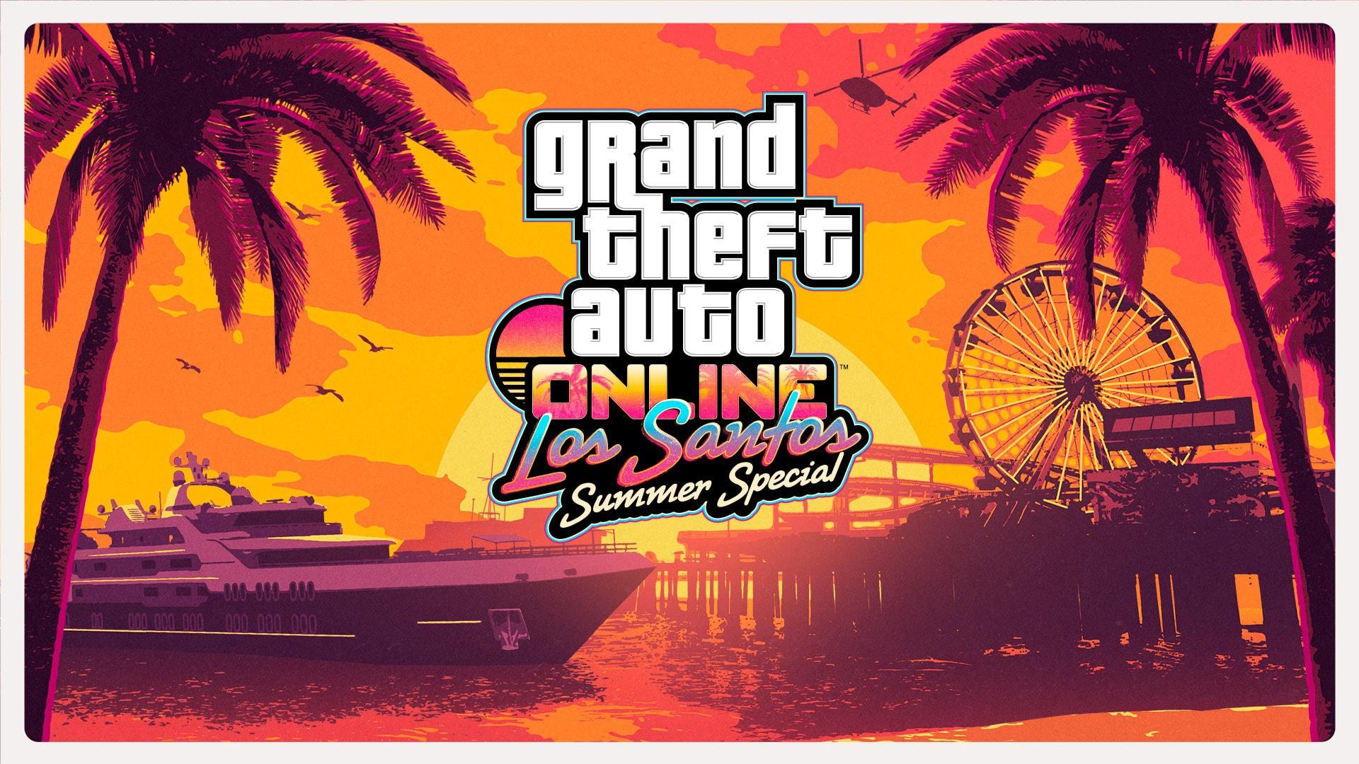 GTA Online: Especial de Verão em Los Santos