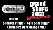 "GTA Liberty City Stories - Rise FM Sneaker Pimps - ""Spin Spin Sugar"" (Armand's Dark Garage Mix)"