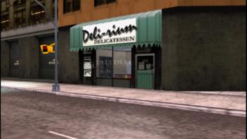 Delirium Delicatessen