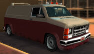 Burrito GTA Vice City Stories (vue avant)