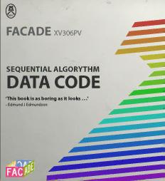 Sequential Algorithm Data Code