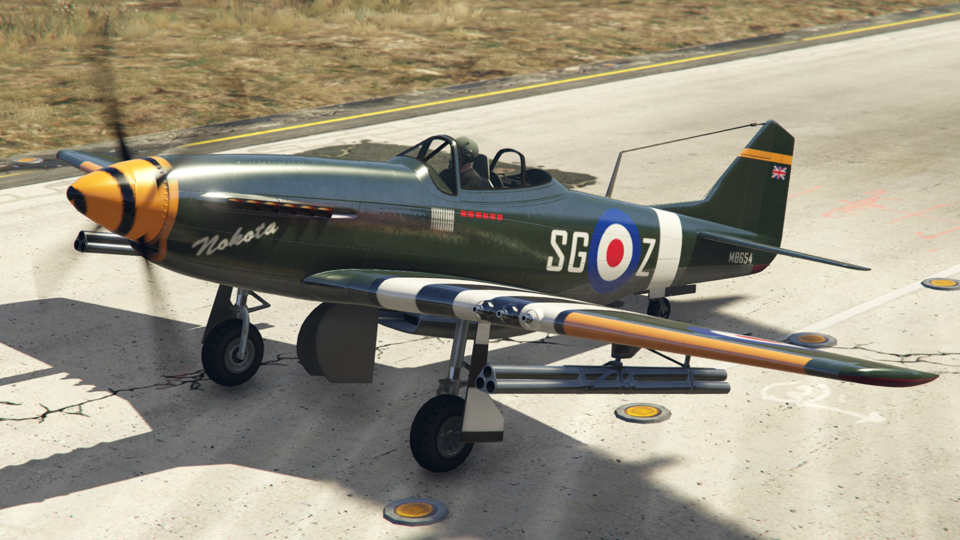 P-45 Nokota