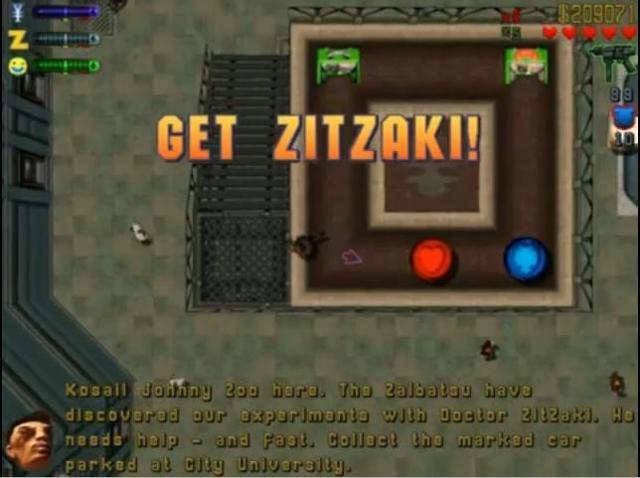 Get ZitZaki!