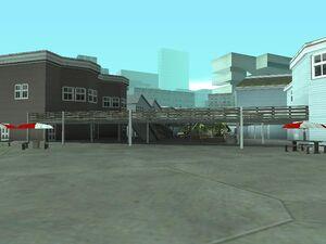 Pier 69 GTA San Andreas (arrière)