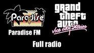 GTA Vice City Stories - Paradise FM Full radio