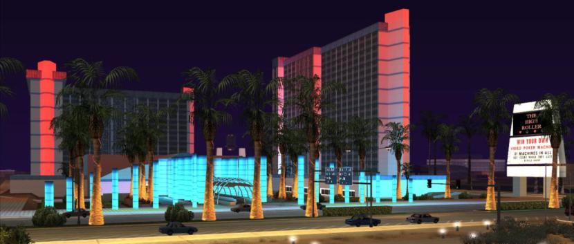 The High Roller Casino