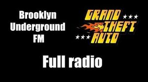 GTA 1 (GTA I) - Brooklyn Underground FM Full radio