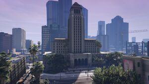 Los Santos City Hall GTAVe Overview.jpg
